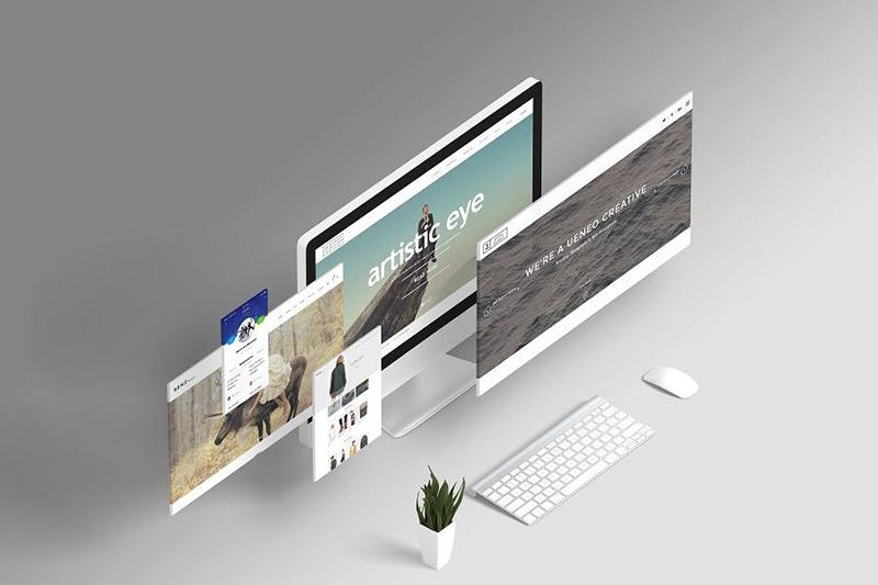 giao diện website tại đà nẵng, giao diện website