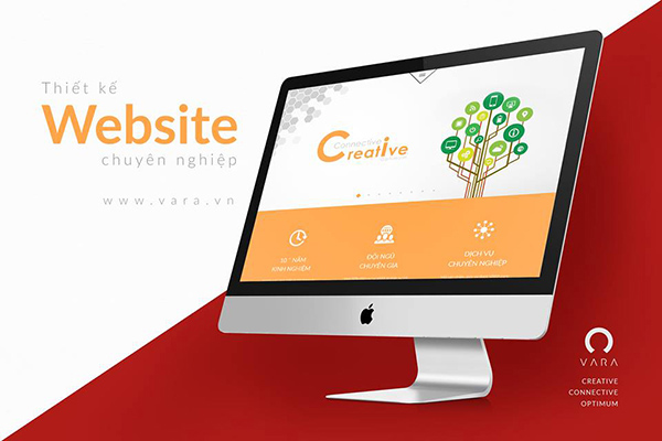 website tại VARA